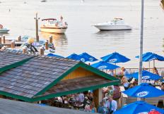 Maynards Wharf at Sunset
