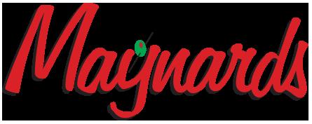 Maynards Restaurant – Excelsior, MN Logo